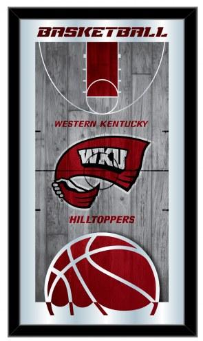 Western Kentucky Hilltoppers Basketball Mirror