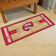 Western Kentucky Hilltoppers Basketball Runner Rug