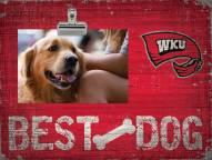 Western Kentucky Hilltoppers Best Dog Clip Frame