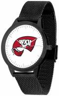 Western Kentucky Hilltoppers Black Mesh Statement Watch