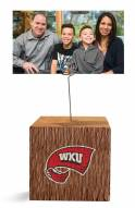 Western Kentucky Hilltoppers Block Spiral Photo Holder