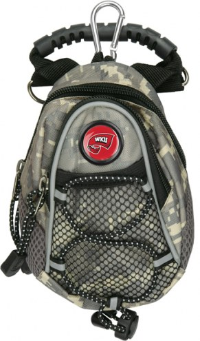 Western Kentucky Hilltoppers Camo Mini Day Pack