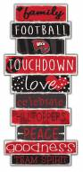 Western Kentucky Hilltoppers Celebrations Stack Sign
