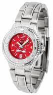 Western Kentucky Hilltoppers Competitor Steel AnoChrome Women's Watch