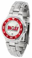 Western Kentucky Hilltoppers Competitor Steel Women's Watch