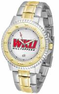 Western Kentucky Hilltoppers Competitor Two-Tone Men's Watch