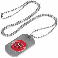 Western Kentucky Hilltoppers Dog Tag