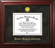Western Kentucky Hilltoppers Executive Diploma Frame