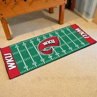 Western Kentucky Hilltoppers Football Field Runner Rug