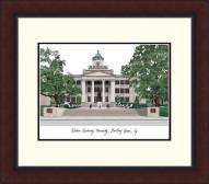 Western Kentucky Hilltoppers Legacy Alumnus Framed Lithograph