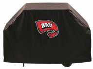 Western Kentucky Hilltoppers Logo Grill Cover
