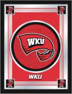 Western Kentucky Hilltoppers Logo Mirror