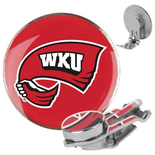 Western Kentucky Hilltoppers Magic Clip