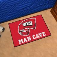 Western Kentucky Hilltoppers Man Cave Starter Mat