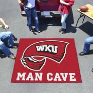 Western Kentucky Hilltoppers Man Cave Tailgate Mat