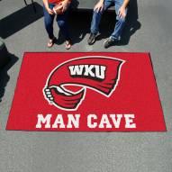 Western Kentucky Hilltoppers Man Cave Ulti-Mat Rug