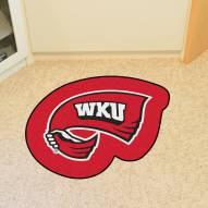 Western Kentucky Hilltoppers Mascot Mat