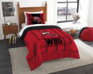 Western Kentucky Hilltoppers Modern Take Twin Comforter Set