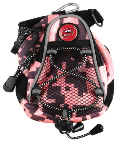 Western Kentucky Hilltoppers Pink Digi Camo Mini Day Pack