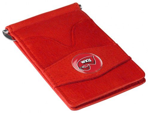 Western Kentucky Hilltoppers Red Player's Wallet