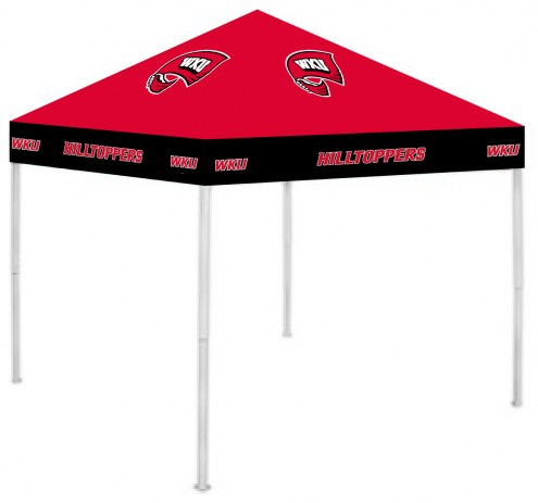 Western Kentucky Hilltoppers 9' x 9' Tailgating Canopy