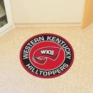 Western Kentucky Hilltoppers Rounded Mat