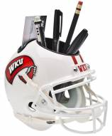 Western Kentucky Hilltoppers Schutt Football Helmet Desk Caddy