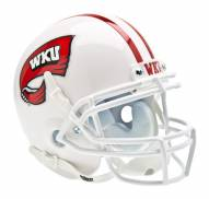 Western Kentucky Hilltoppers Schutt Mini Football Helmet