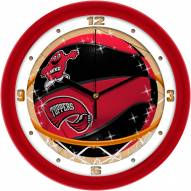 Western Kentucky Hilltoppers Slam Dunk Wall Clock