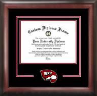 Western Kentucky Hilltoppers Spirit Diploma Frame