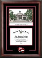 Western Kentucky Hilltoppers Spirit Graduate Diploma Frame