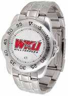 Western Kentucky Hilltoppers Sport Steel Men's Watch