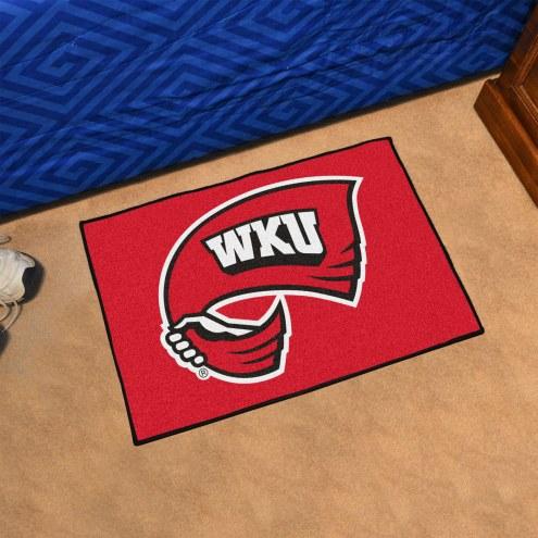 Western Kentucky Hilltoppers Starter Rug