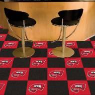 Western Kentucky Hilltoppers Team Carpet Tiles