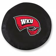 Western Kentucky Hilltoppers Tire Cover