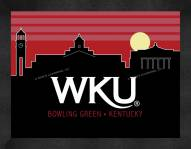 Western Kentucky Hilltoppers Uscape Wall Decor