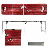 Western Kentucky Hilltoppers Victory Folding Tailgate Table
