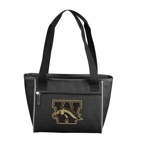 Western Michigan Broncos 16 Can Cooler Tote