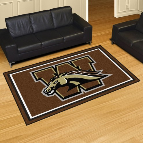 Western Michigan Broncos 5' x 8' Area Rug