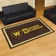 Western Michigan Broncos 5' x 8' Area Rug