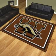 Western Michigan Broncos 8' x 10' Area Rug