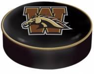 Western Michigan Broncos Bar Stool Seat Cover