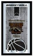 Western Michigan Broncos Basketball Mirror
