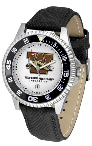Western Michigan Broncos Competitor Men's Watch