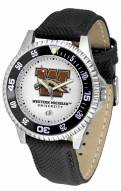 Western Michigan Broncos Competitor Men's Watch