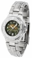 Western Michigan Broncos Competitor Steel AnoChrome Women's Watch