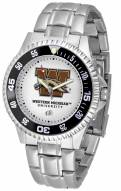 Western Michigan Broncos Competitor Steel Men's Watch