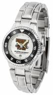 Western Michigan Broncos Competitor Steel Women's Watch