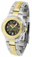 Western Michigan Broncos Competitor Two-Tone AnoChrome Women's Watch