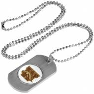 Western Michigan Broncos Dog Tag